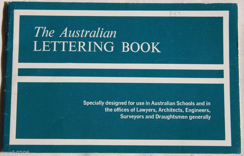 The Australian Lettering Book