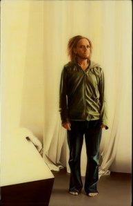 2010 Sam Leach, artist Tim Minchin, title