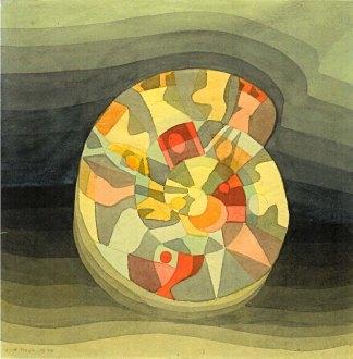 Ludwig Hirschfeld Mack, 'Story of a Shell' 1940