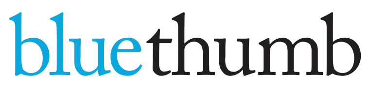 Bluethumb Art Gallery logo